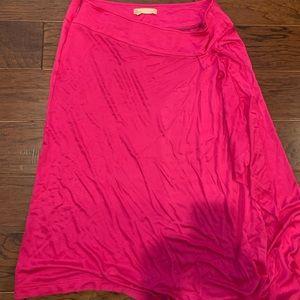 Michael Kors Pink Skirt